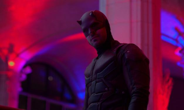 Charlie Cox Tells Us What's Next for DAREDEVIL