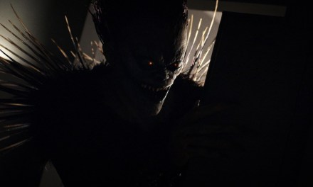 First Film Clip From Upcoming Netflix Film DEATH NOTE Released!
