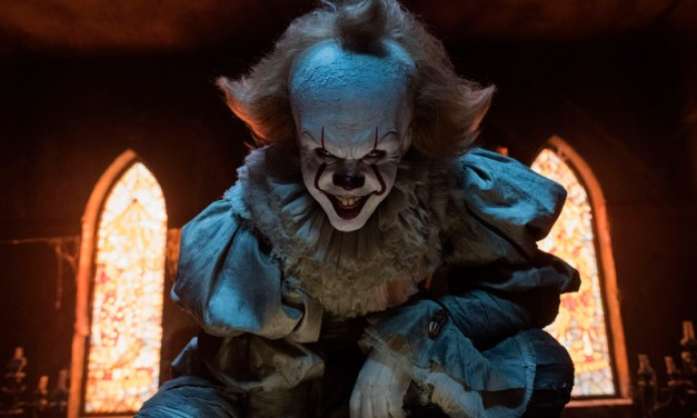 IT Spooks Its Way Back to Top of Domestic Box Office