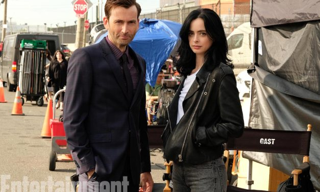 Checkout the Second Trailer for Netflix's JESSICA JONES
