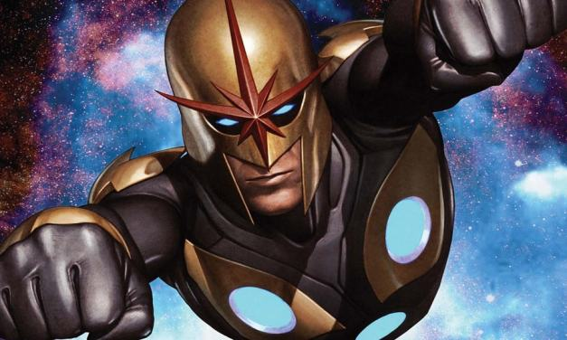 Marvel to Introduce NOVA and Other Cosmic Characters in GUARDIANS OF THE GALAXY 3