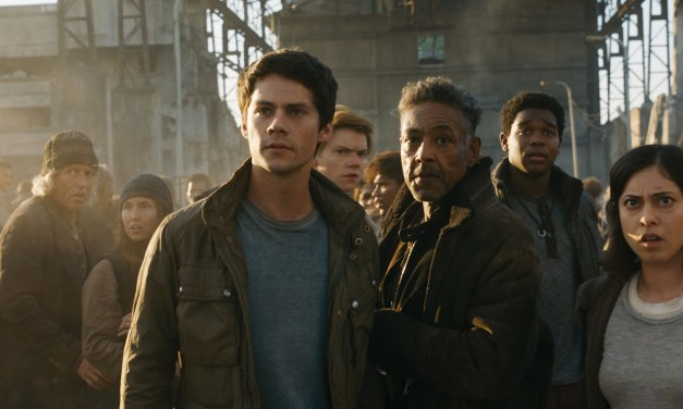 The First MAZE RUNNER: THE DEATH CURE Trailer