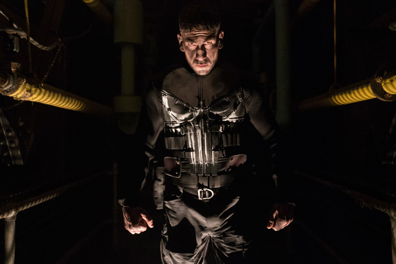 Second Trailer For THE PUNISHER Is Here!!