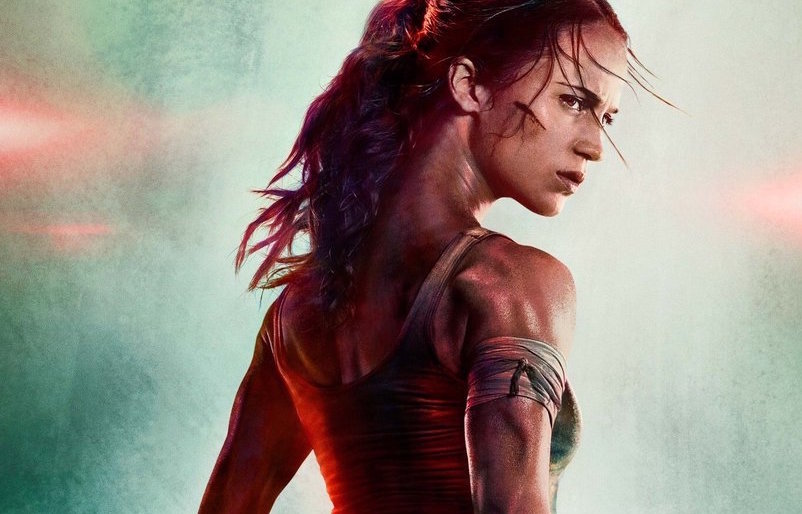 LARA CROFT: TOMB RAIDER Trailer Is Here!