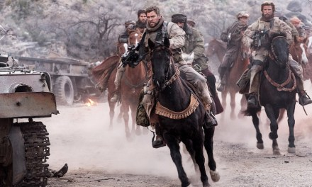 New Poster and Trailer for Hemsworth's 12 STRONG Released