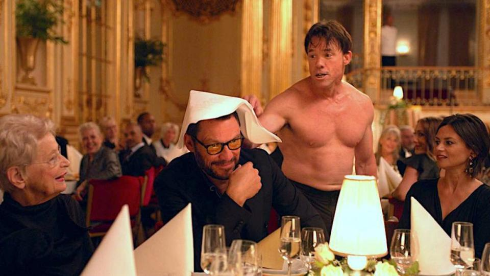 NYFF Film Review: THE SQUARE Satirizes Modern Life