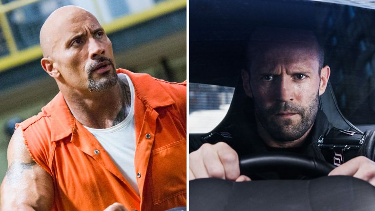 Tyrese and Dwayne Johnson Drama As FAST 9 Is Pushed Back For Spin-off