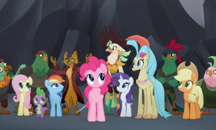 FILM REVIEW: It's All Rainbows and Hearts in MY LITTLE PONY—But No Puppies