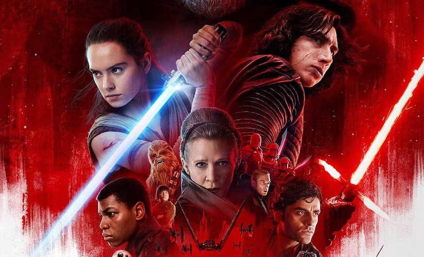 FILM REVIEW: STAR WARS: THE LAST JEDI, New Generation Heroes Excitingly Come Into Their Own