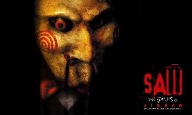JIGSAW Wants To Play Games With You At HALLOWEEN HORROR NIGHTS