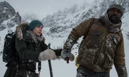 TIFF Film Review: Winslet and Elba Thaw The Ice in THE MOUNTAIN BETWEEN US
