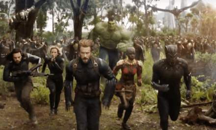 AVENGERS: INFINITY WAR Trailer Is HERE!!