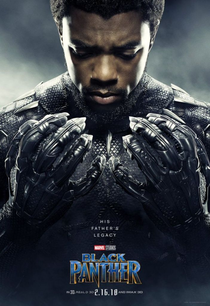 Black Panther characterposter8