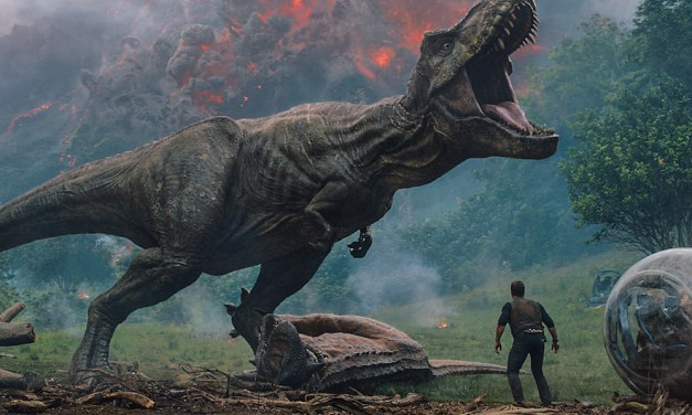 JURASSIC WORLD: FALLEN KINGDOM Trailer Is Here!!