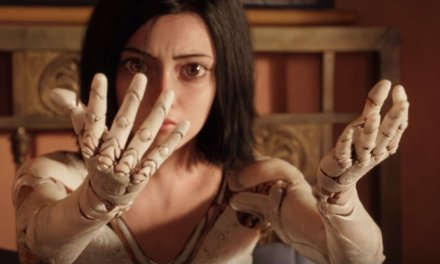 ALITA: BATTLE ANGEL Trailer Released
