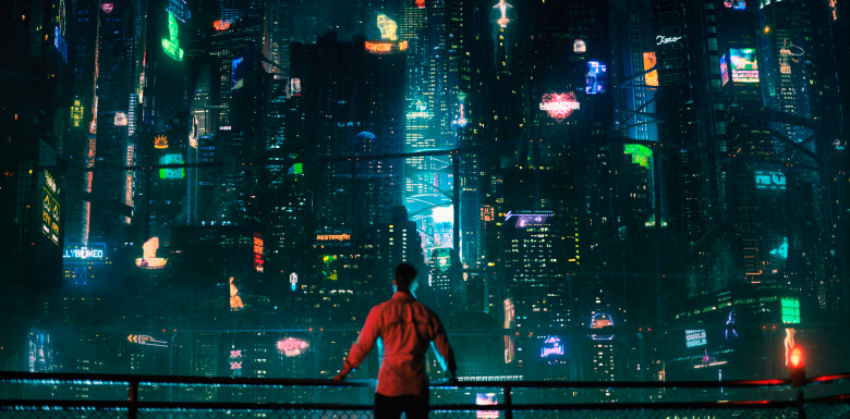 NETFLIX Announces Date For ALTERED CARBON Debut