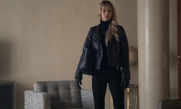 New Trailer for Jennifer Lawrence's RED SPARROW