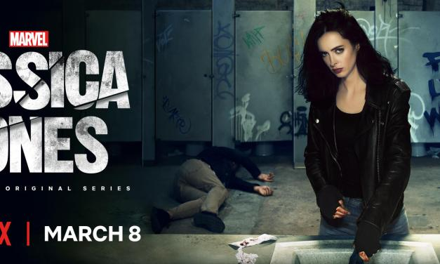 Check Out the New Franchise Trailer for Netflix's JESSICA JONES