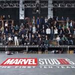 Marvel Studio Kicks Off MCU 10-Year Anniversary Celebration With Star-Studded Class Photo