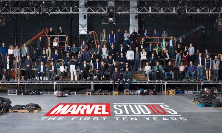 Marvel Studio Kicks Off MCU 10-Year Anniversary Celebration With Star-Studded Class Photo