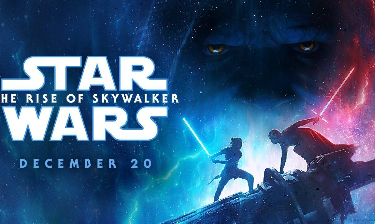 New Star Wars The Rise Of Skywalker Poster Looking Like Revenge Of The Jedi Splash Report