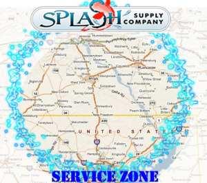 SPLASH SERVICE ZONE