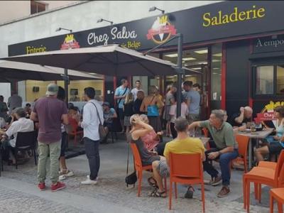 Chez Salva Friterie Belge