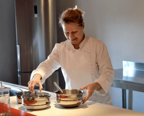 Musee Maison Comtoises chef