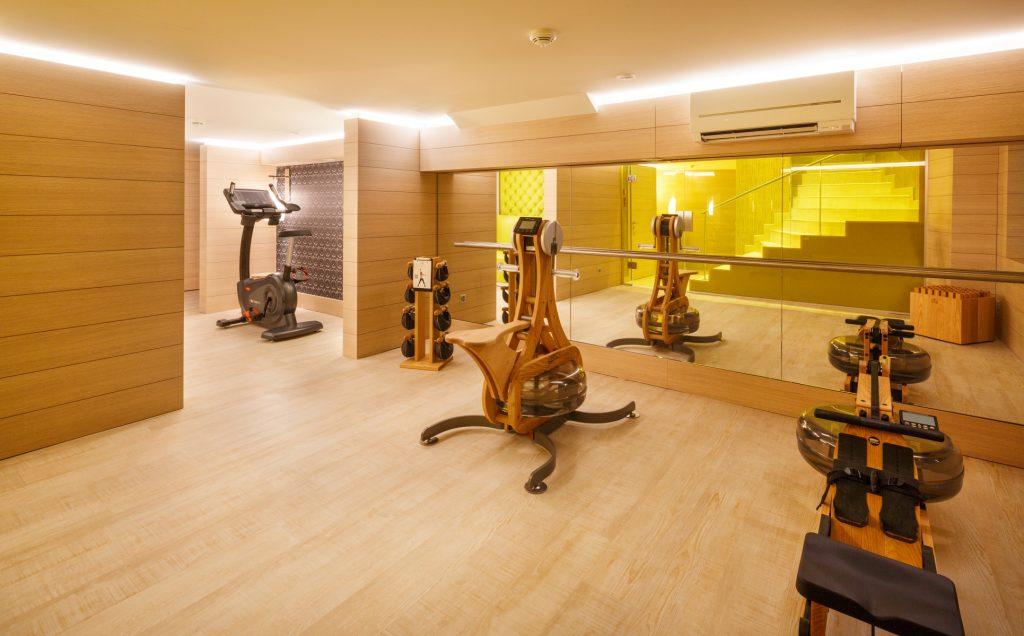 Swiss Wine Hotel and Bar fitness