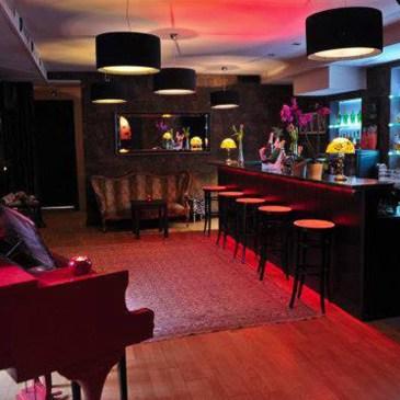 Brasserie Lausanne-Moudon : étage privatif rénové