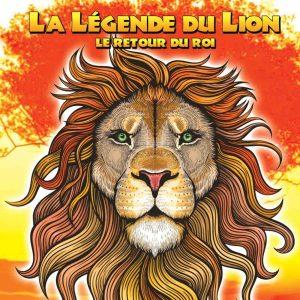 la legende du lion profil