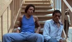 Too Sweet (Leon Isaac Kennedy) und Eugene (Thommy Pollard)
