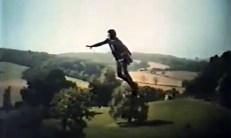 Puma-Man fliegt!