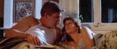 Nick Castle (Tom Atkins) und Elizabeth Solley (Jamie Lee Curtis)