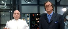 Dr. Evil (Mike Myers) und Nigel Powers (Michael Caine)