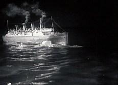 Das Schiff und der Eisberg