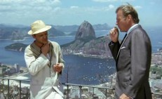 Gomez (Klaus Kinski) und Glenn Cassidy (Lex Barker)