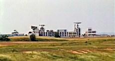 Die Raketenbasis