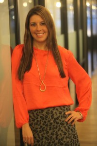 Stephanie Leibert, Project Coordinator
