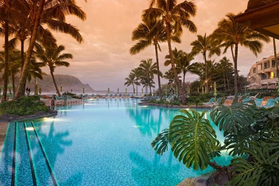 5 star resort
