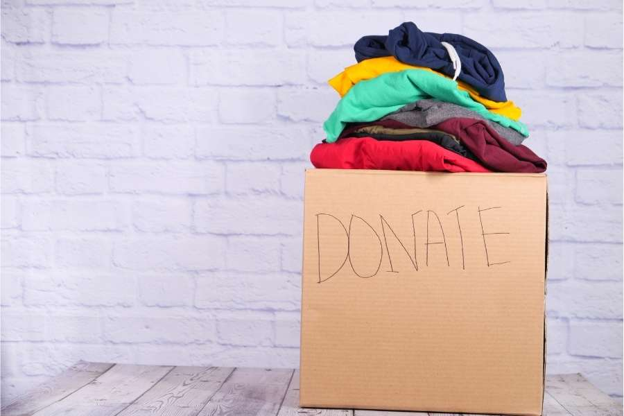 Make Donation a Constant Way of Life