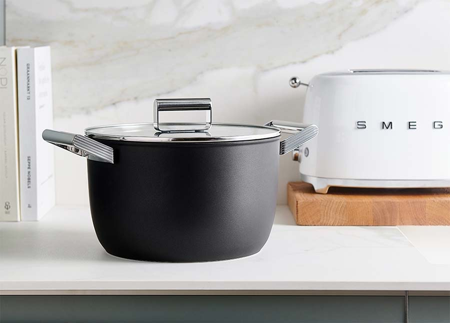 The First Ever Cookware Range From Smeg