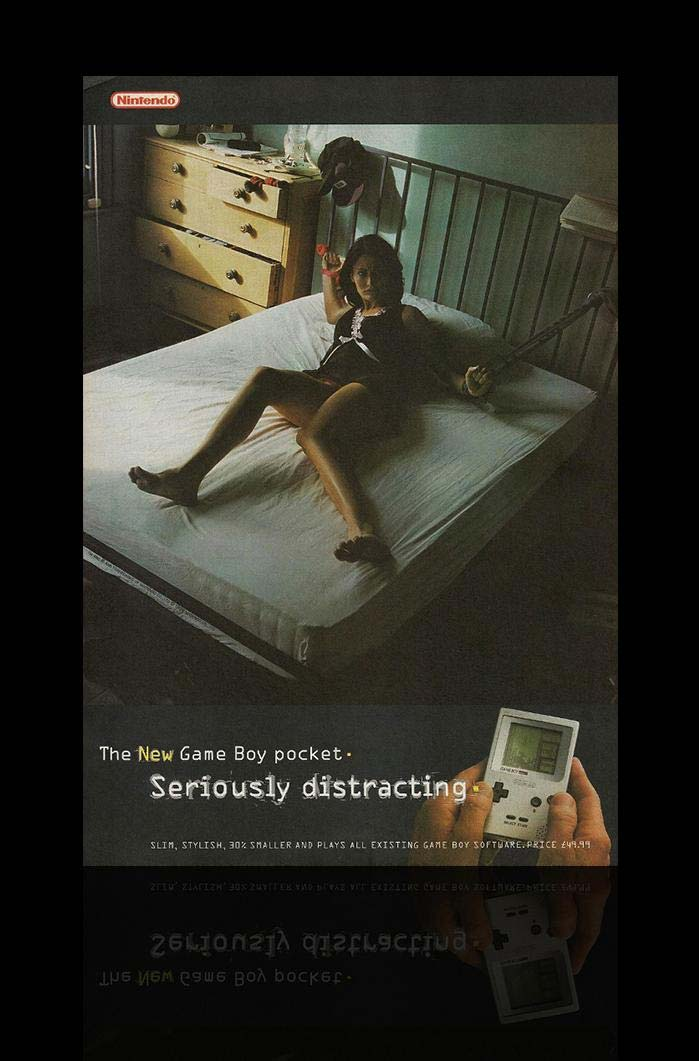 1990s -Sex sells