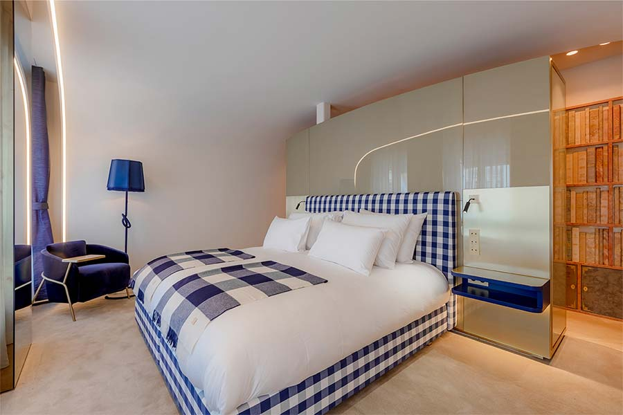 Hastens sleep spa hotel