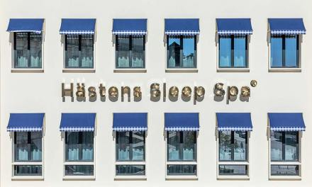 NEW OPENING – The Hästens Sleep Spa in Coimbra, Portugal, April 2021