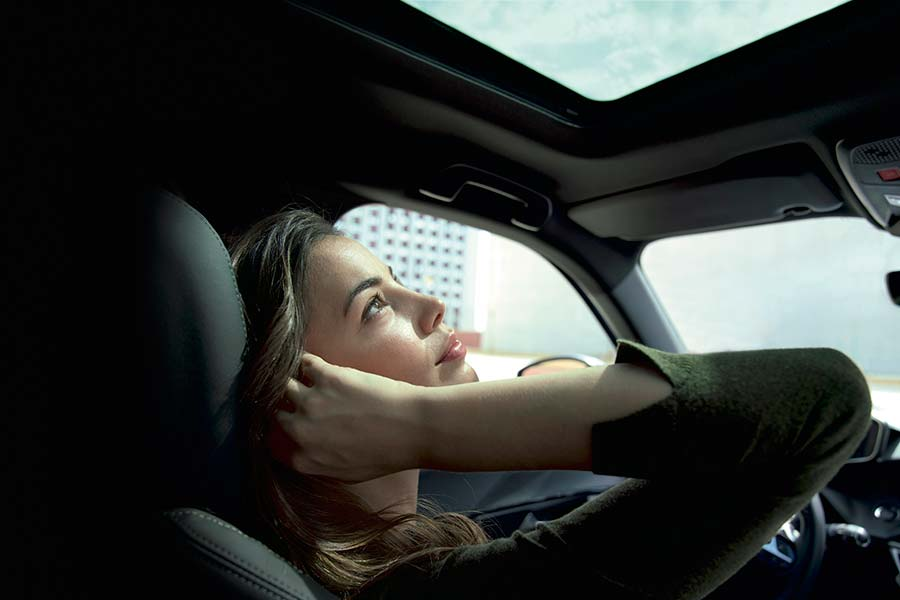 40% of UK Households Used Their Cars To Work, Relax or Watch TV During Lockdown