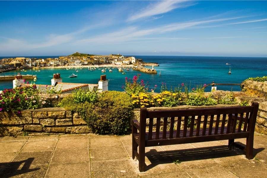 St Ives - UK seaside destinations