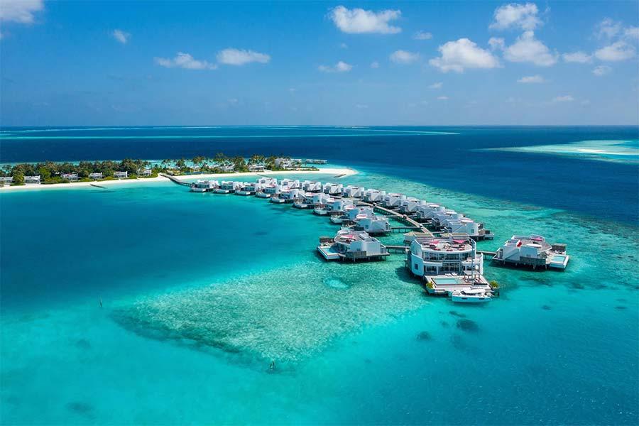 Jumeirah Group Announces Stunning New Hotel Jumeirah Maldives
