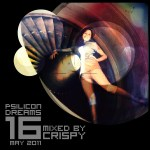 Crispy - Psilicon Dreams 16 (May 2011) cover