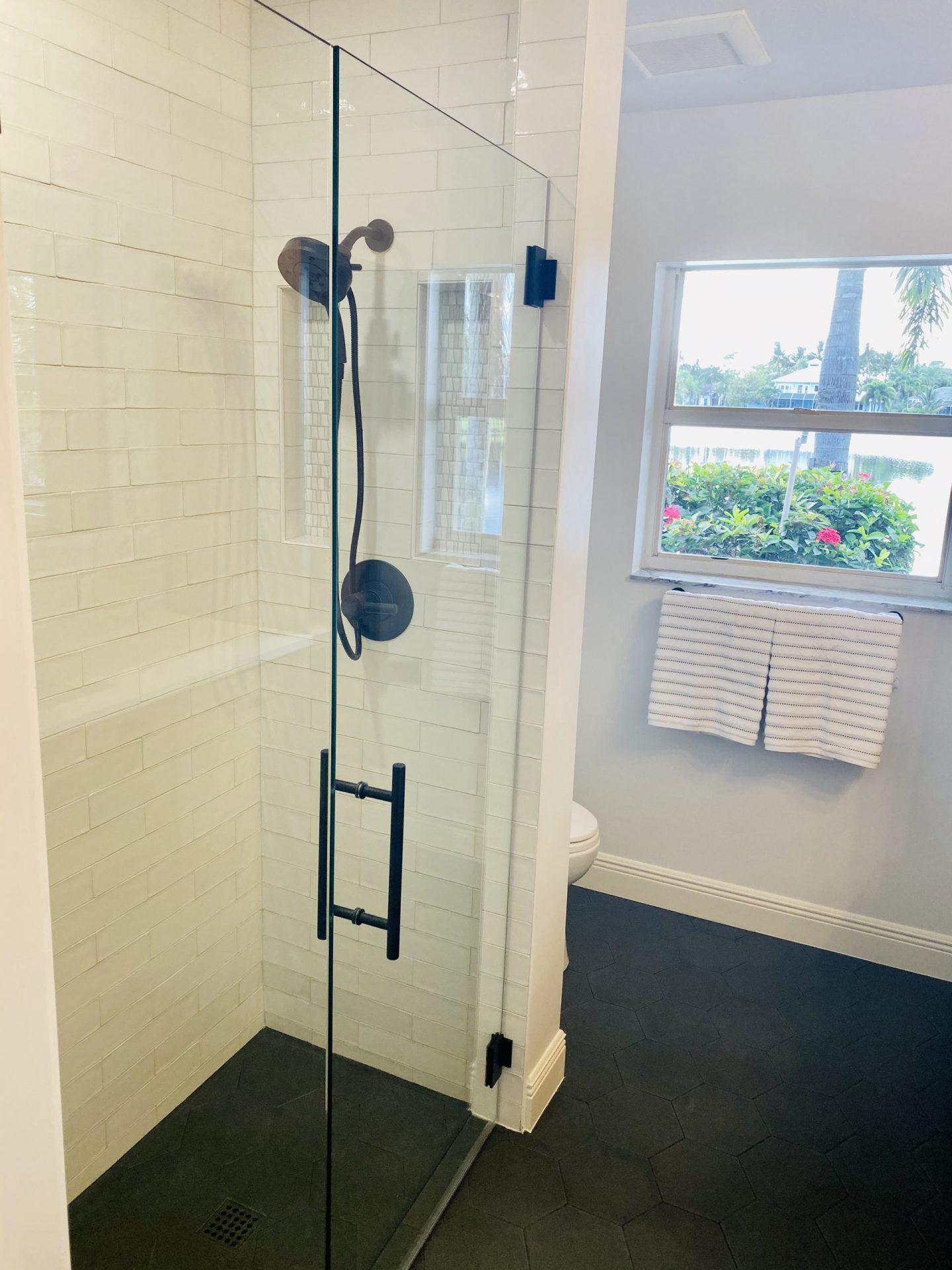 Guest Bathroom Sanctuary | Shower